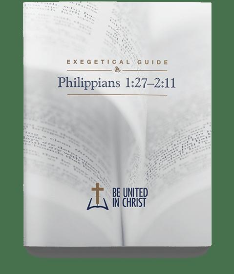 Philippians 1:27-2:11
