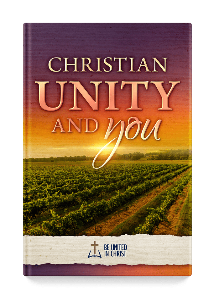 Christian Unity And You Book Cover