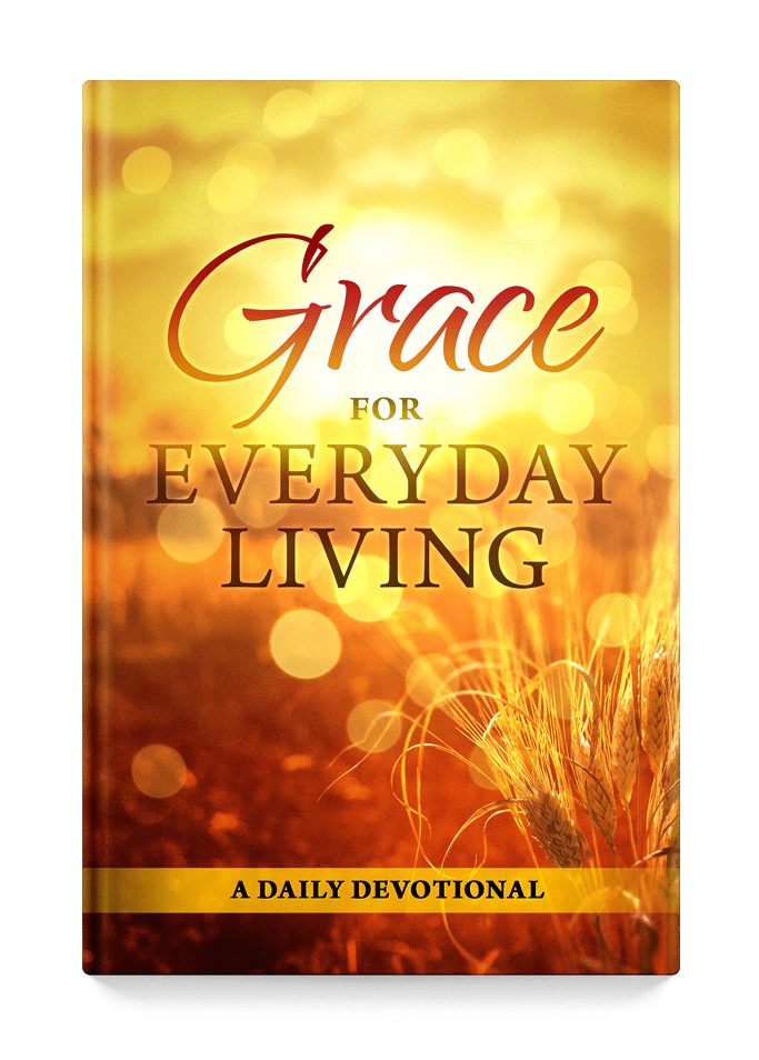 Grace For Everyday Living Book Cover