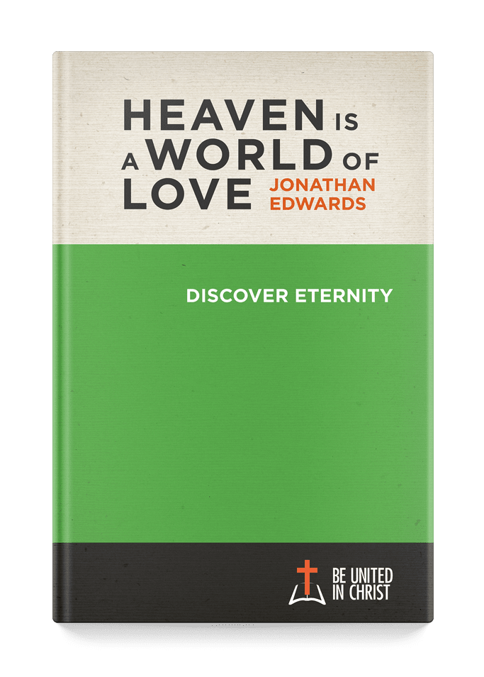 Heaven Is a World of Love Book Cover
