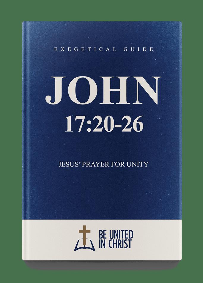 John 17:20-26 Cover