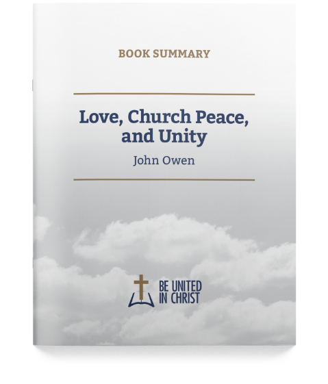 Love, Church Peace, and Unity