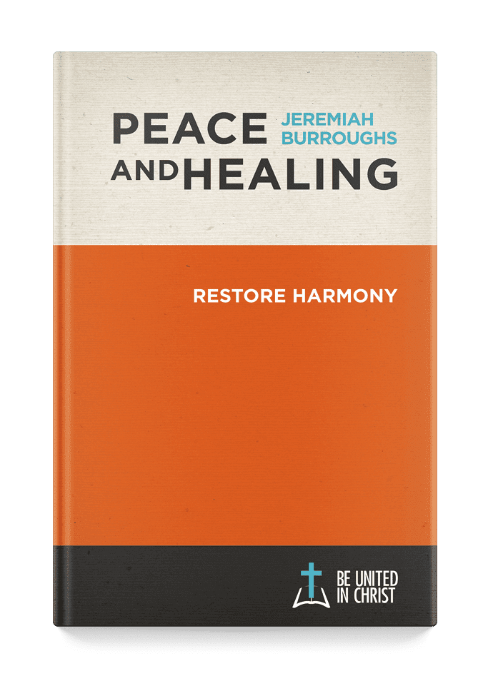 Peace and Healing Cover