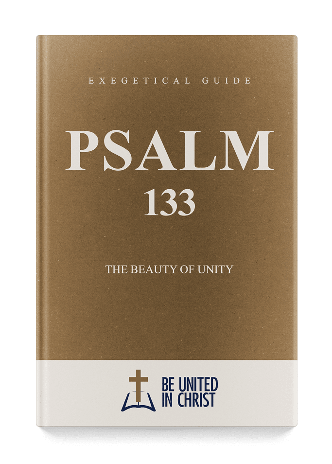Psalm 133 Book Cover