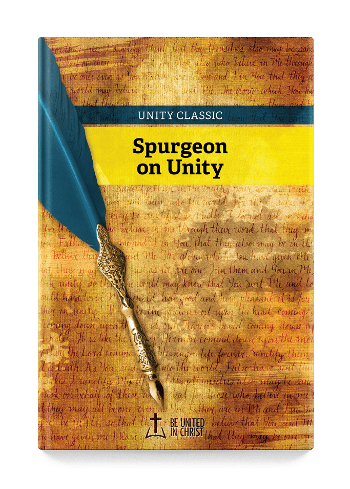 Spurgeon on Unity Cover